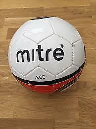 Mitre Ace Football - Size 3