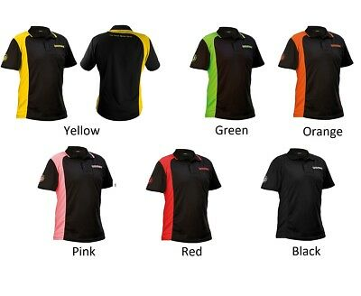 Winmau Wincool 2 Dart Shirts - Polo - Breathable - All Size - All Colours