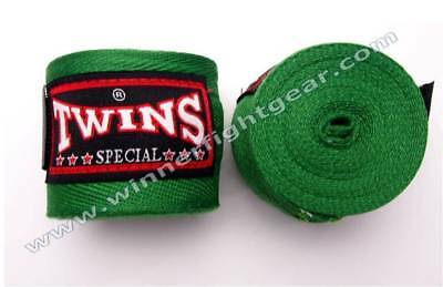 Twins Special CH-1 Solid Cotton Hand Wraps Check out the colors !!!