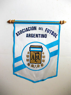 Pennant Argentina Football Association  bandierina wimpel gagliardetto
