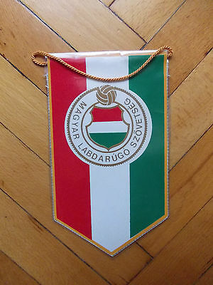 pennant Hungary Football Association Wimpel Gagliardetto Gallardete