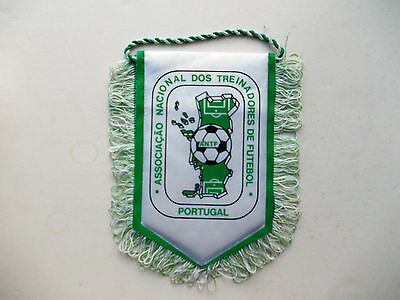 PENNANT Nacional Association Football Coaches Portugal ANTF Wimpel Gagliardetto