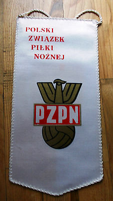 pennant Poland Football Association bandierina gagliardetto wimpel