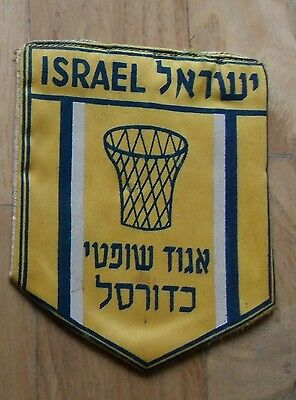 patch Israel Basketball Association