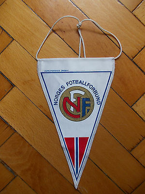 pennant Norway Football Association bandierina wympel gagliardetto wimpel