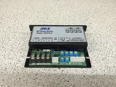 3Men Technology DB300-0 Brushed DC Motor Driver