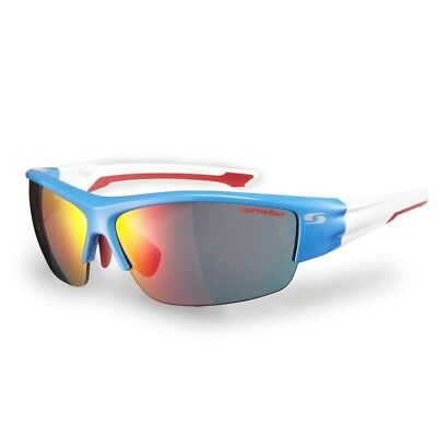 Sunwise Evenlode Blue Sports Sunglasses Clearance 3 Interchangeable Lenses
