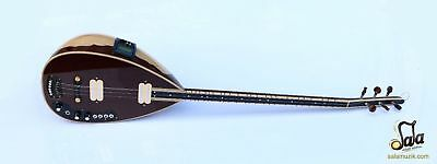 Professional Long Neck Maple Electric Electro Baglama Saz YSE-203