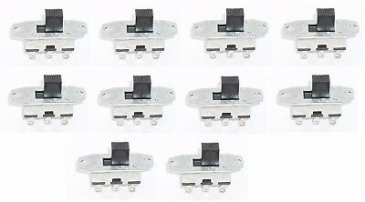 10 Slide Switch SPDT ON/ON two position