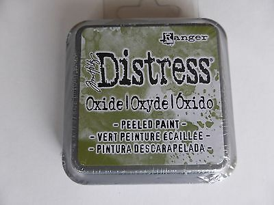 *NEW* (Ranger) TIM HOLTZ Distress OXIDE Ink Pad 'PEELED PAINT'  (Full Size)