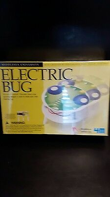 Electric Bug model  from Middlesex University in UK new in box