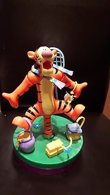 Bounce bounce Tigger game toy hard to find - super fun tiger