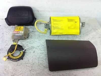 1997 Toyota 4Runner Airbag System Complete with module and clock spring Airbags