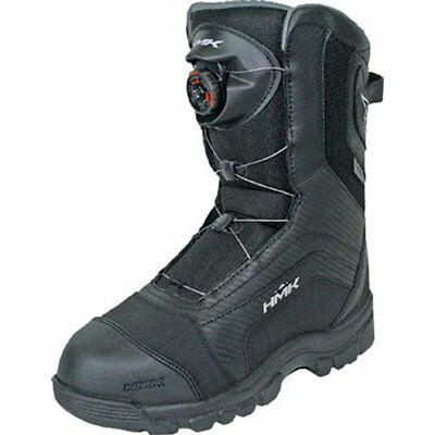 Hmk Voyager Boa Black Snow Boots Men's Size 14