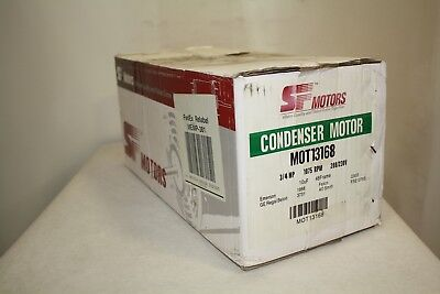 Sf Mot13168 Condenser Motor Replaces Ao Smith Fse1076S