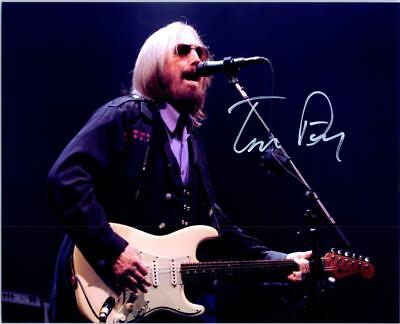 Tom Petty Autographed Signed 8x10 Photo Reprint