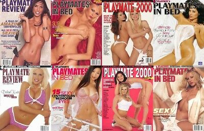 Playboy's Playmate Magazine Collection 81 Issues In PDF On DVD