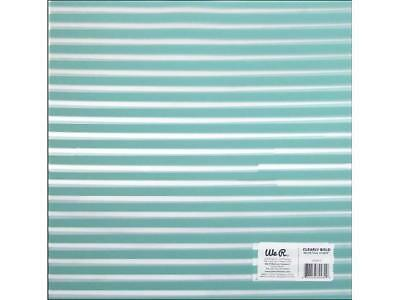 We R Memory Acetate 12x12 Clearly Bold St Ne Teal