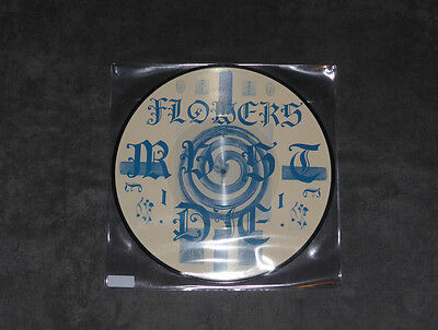 FLOWERS MUST DIE - MONTANA / NUSRAT - LP 2015 - Limited Picture Disc