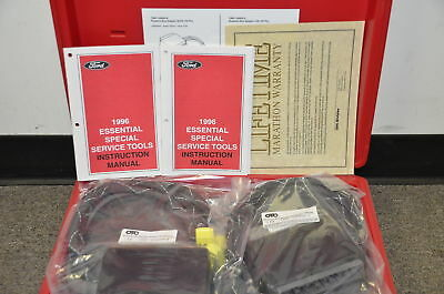 New T96P-1000-A Ford Rotunda Essential Service Tool Set (Part Of Tkit-1996-F)