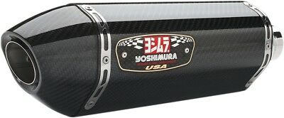 Yoshimura 1220100220 R77 Full System Exhaust Carbon Fiber Stainless Steel