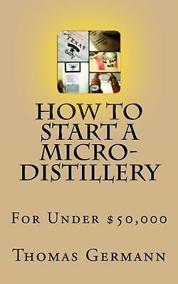 How To Start a Micro-Distillery For Under $50000