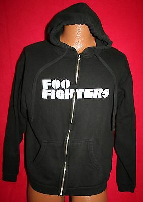 FOO FIGHTERS 2007 Echoes Silence Patience Grace HOODIE Jacket DAVE GROHL Rare