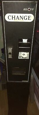American Changer AC1001 Coin Changer AC 1001 with base - used