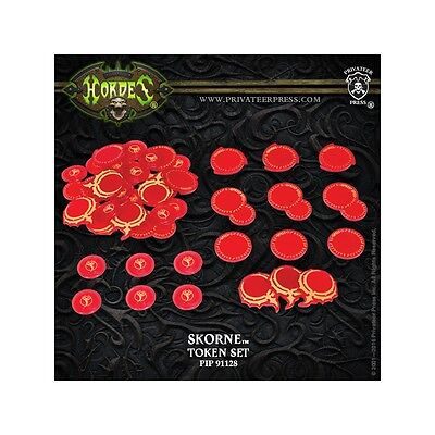 Warmachine Skorne Token Set