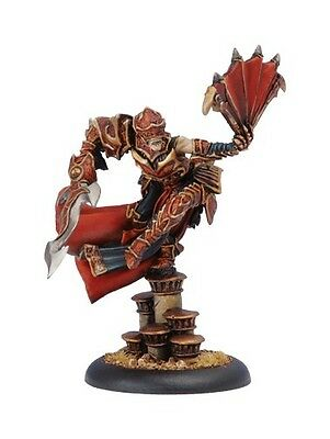 Warmachine Skorne Epic Warlock Lord Assassin Morghoul