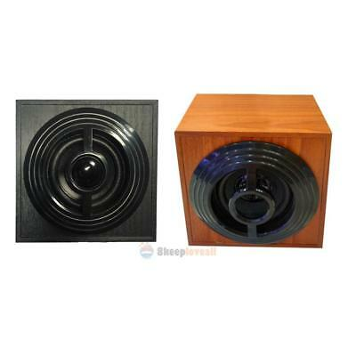 SL#W Wood Speaker USB2.0 Household Mini Stereo Subwoofer for Desktop Laptop Note
