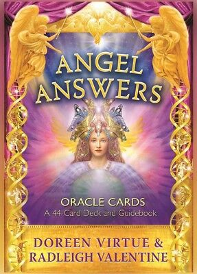 IC: Angel Answers Oracle Cards