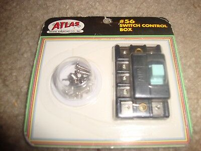 Atlas # 56 Switch Control Box 1 Per Pack & Free Shipping