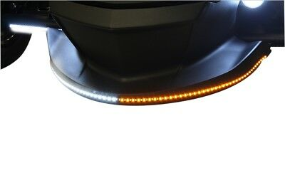 SPY-FRONT-RUN-A Dual Color LED Magicflex Front Runners Daytime Driving Lights