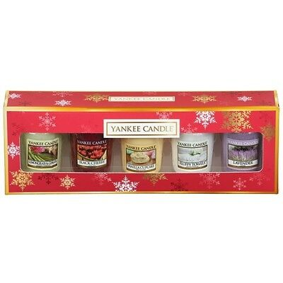 Yankee Candle Duftkerzen-Set XMAS Everyday Christmas 2017  (5-teilig)