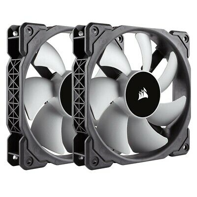Corsair ML120 2-PACK 120mm Premium Magnetic Levetation PWM Fan CO-9050039-WW