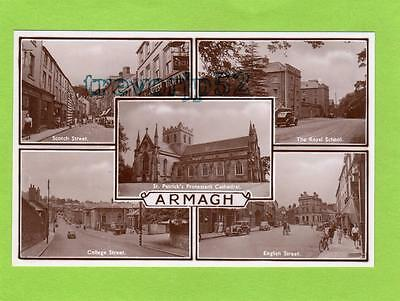 Armagh Multi View unused RP pc Ref C292