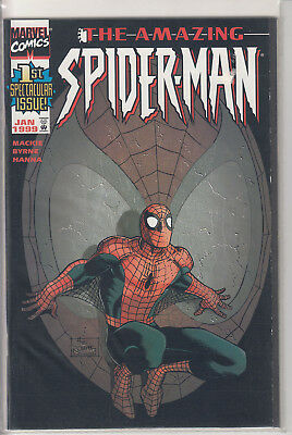 Amazing Spider-Man 1 (442) Dynamic Forces Variant