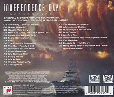 Sony Music Classical Independence Day: Resurgence