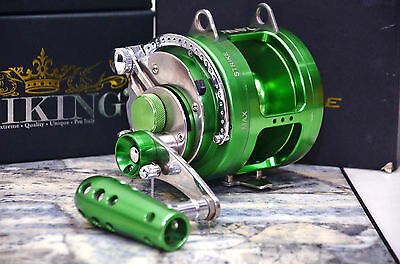 Big GameTrolling reel Ajiking Troll 20W (Right Handed)