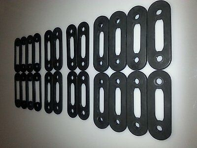 MIGHTY VITAL 280lb Aftermarket Replacement Strap Set for SOLOFLEX!!!  12 PAIR!!!