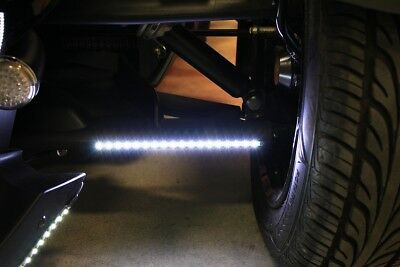 Custom Dynamics Dual Color LED Magicflex Day Runners Daytime Driving Lights