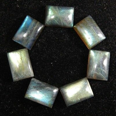 Gemstone Cabochon Labradorite 13X18 Mm Octagon Shape Natural Loose Stone Cabs