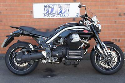 Moto Guzzi Griso 1200 8V 14392 miles with hand book and history
