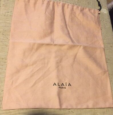 Authentic ALAIA  Dust Bag