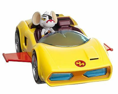 """NEW Danger Mouse Mark 11176 """"Danger"""" Car with Exclusive Danger Mouse Figure"""