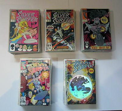 Silver Surfer (1987) #1-92, 94-95, 97-98, 100-101, 103 + Annuals Infinity