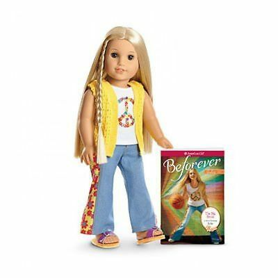 American Girl Doll Beforever Julie with Paperback Book NEW!!