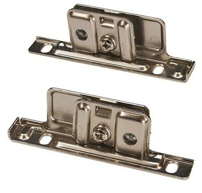 Blum ZSF.170-02.01 Drawer Front Fixing Brackets for Metabox Kitchen Drawers