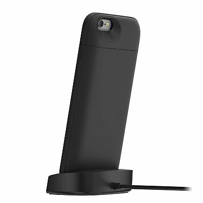 mophie juice pack Charging Dock for iPhone 6/6s - Black - For Mophie Case - VG